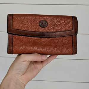 Dooney and Bourke all weather leather wallet
